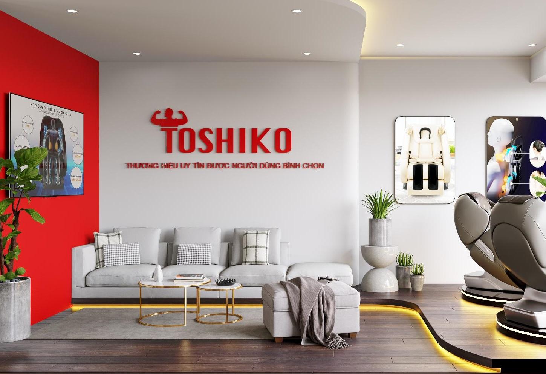 Trợ giá mùa dịch - Giảm 40% ghế massage Toshiko