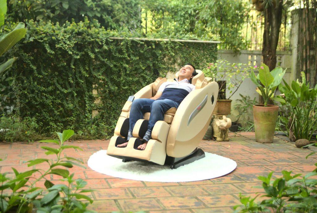 Ghế massage trị liệu Toshiko
