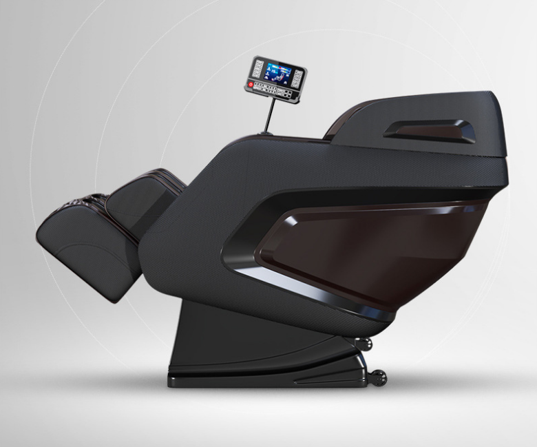Bảng điều khiển ghế massage có Tiếng Việt không?
