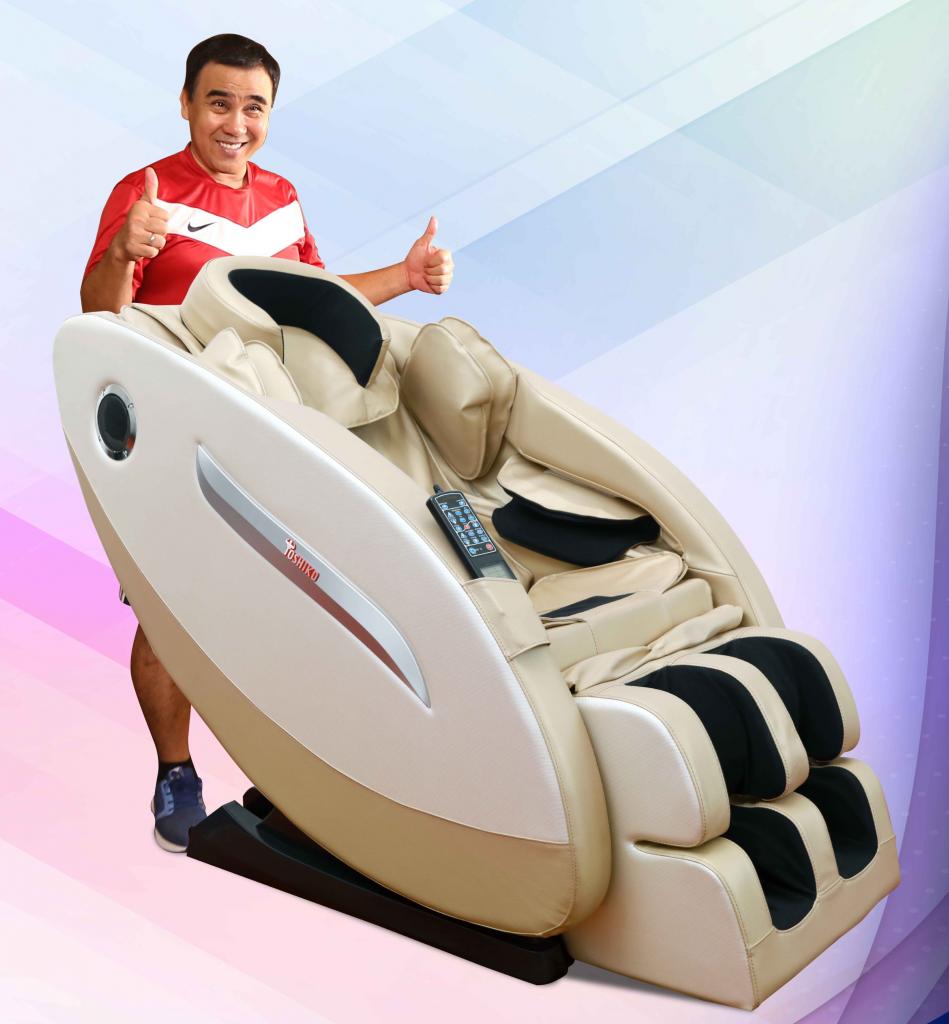 Ghế massage Bình Dương