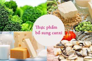 thực phẩm ngừa bệnh loãng xương