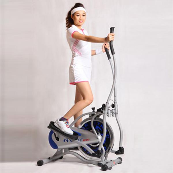Xe đạp tập thể dục không yên