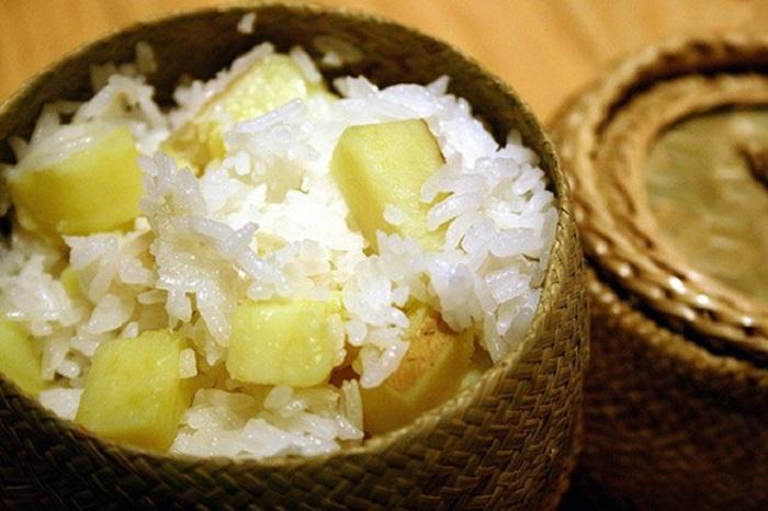 Bí quyết ăn cơm không lo béo-1