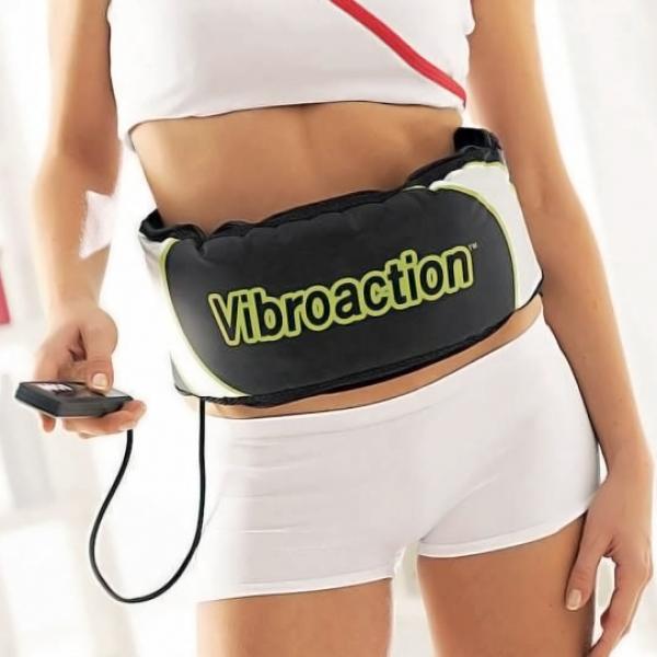 Đai massage bụng vibroaction có hiệu quả không
