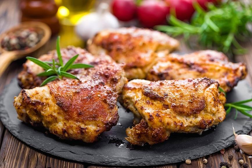 Ăn nhiều thịt gà có tốt không