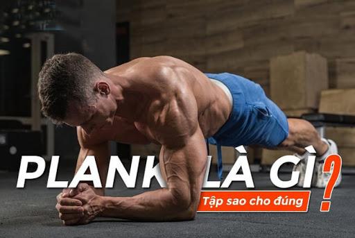 Plank có tác dụng gì