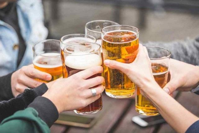 1 chai bia bao nhiêu calo