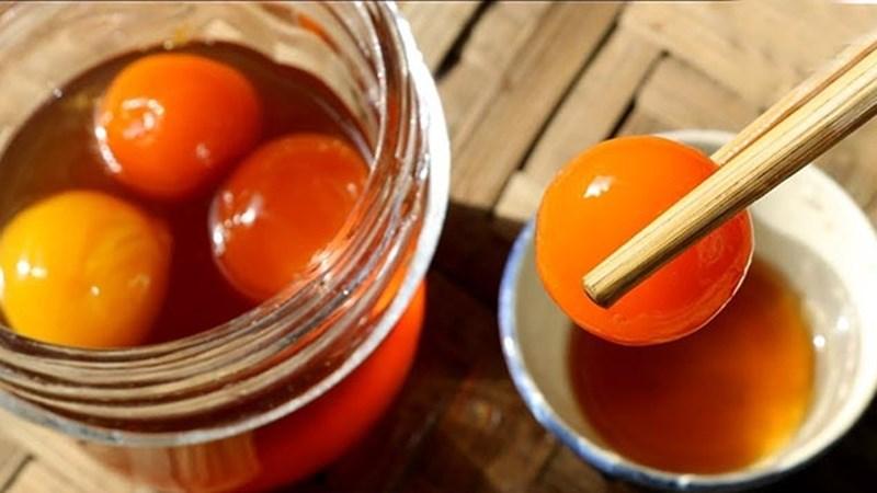 Ăn mật ong với trứng gà-2