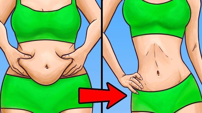 30 ngày giảm cân