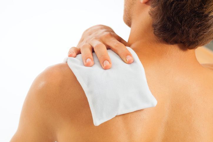 Tấm dán lạnh làm giảm đau cơ