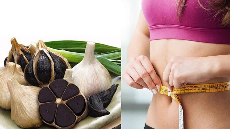 Ăn tỏi đen giảm cân hiệu quả tới không ngờ ít ai biết