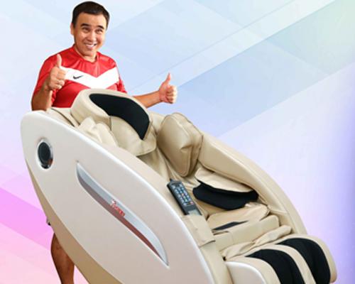 Chất lượng da trên ghế massage ổn không