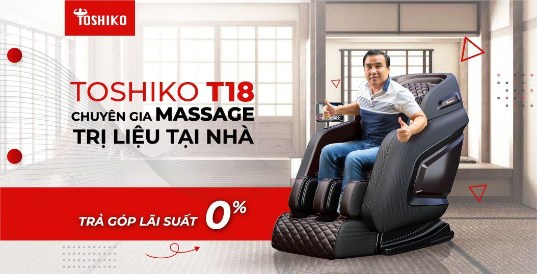 MC Quyền Linh tin dùng ghế massage Toshiko