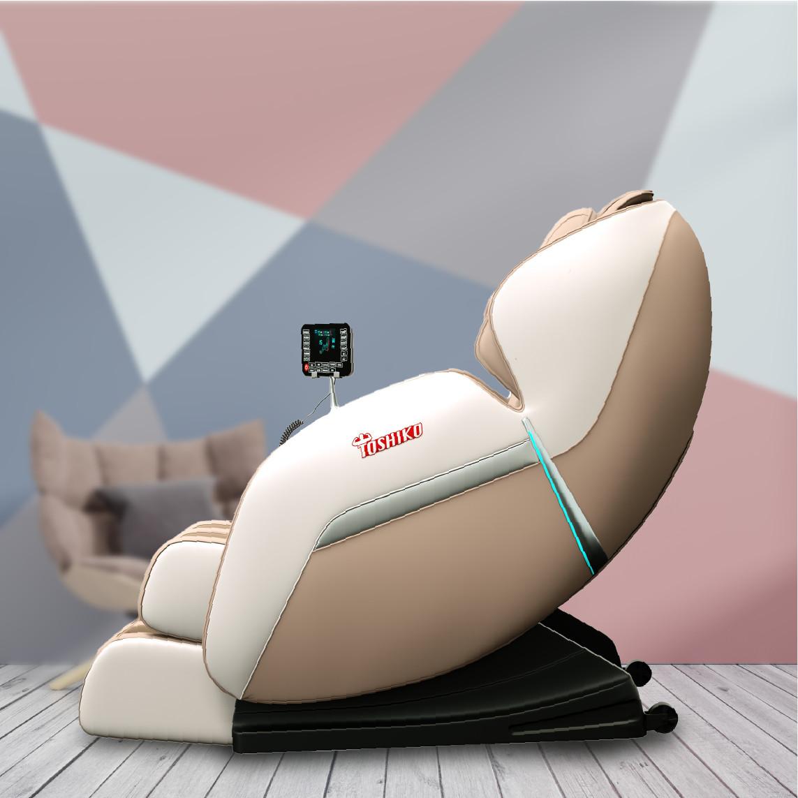 ngồi ghế massage cải thiện hệ tuần hoàn và hô hấp