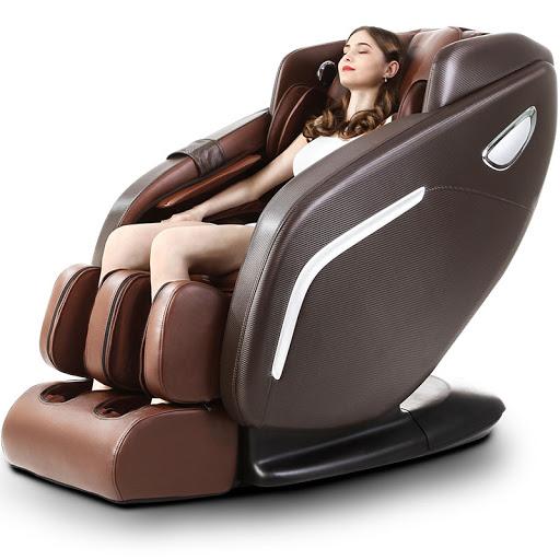 ngồi ghế matxa giúp trẻ hóa làn da