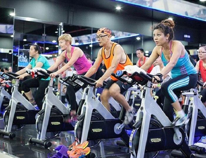 Ưu điểm xe đạp tập thể dục-3