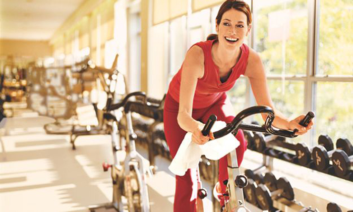 Luyện tập với xe đạp tập đúng cách