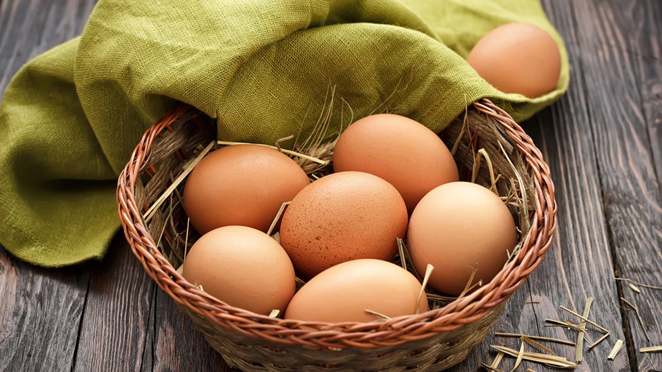 Ăn trứng gà có giảm cân không