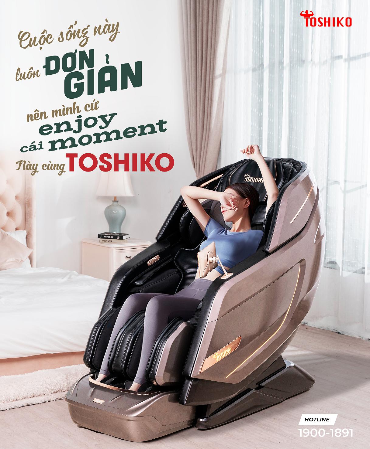Địa điểm bán ghế massage uy tín tại Hồ Chí Minh