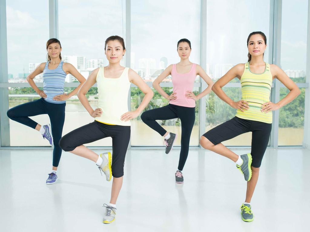 Lưu ý khi luyện bài tập aerobic giảm mỡ bụng