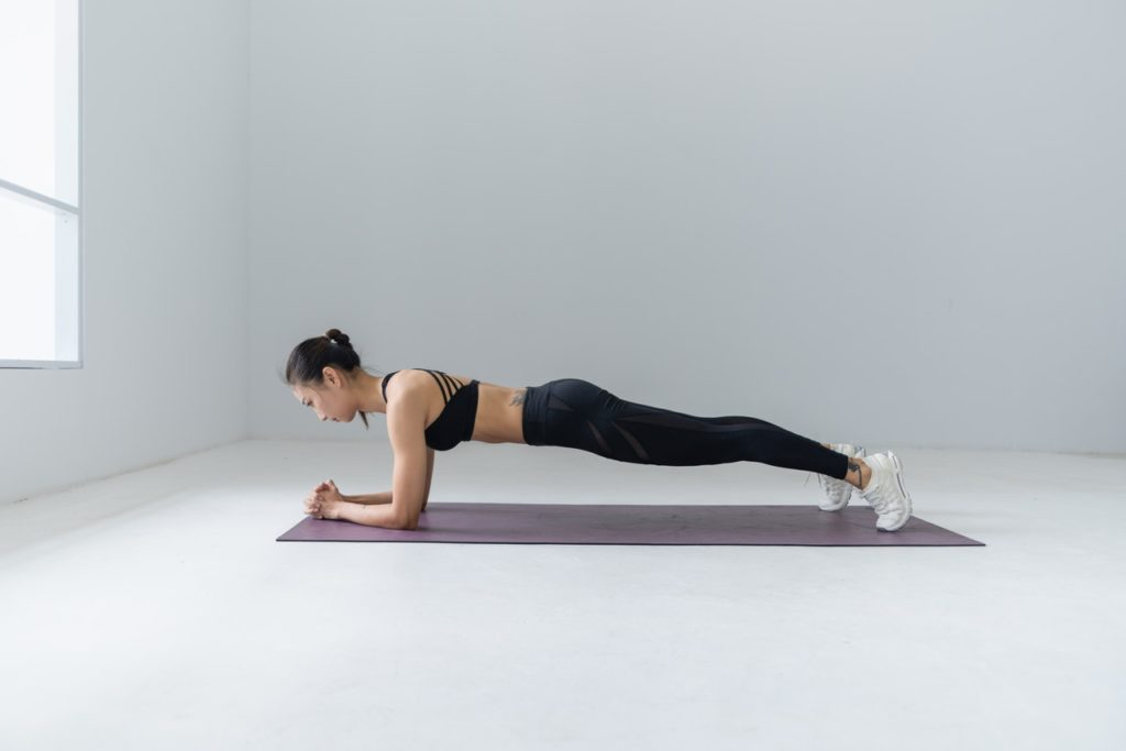Plank tăng chiều cao