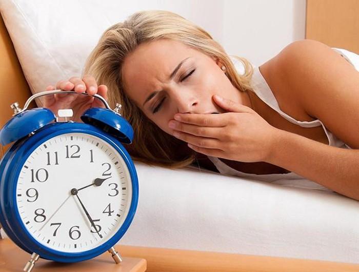 Ngủ không đủ giấc
