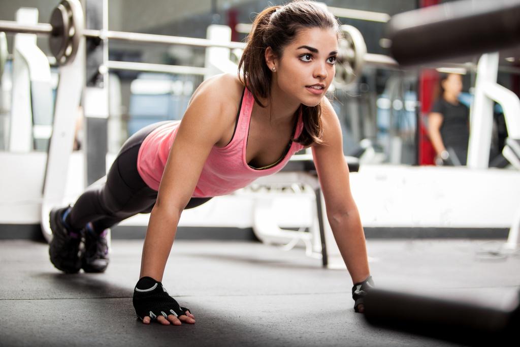 Tập luyện giúp giảm cân nhanh