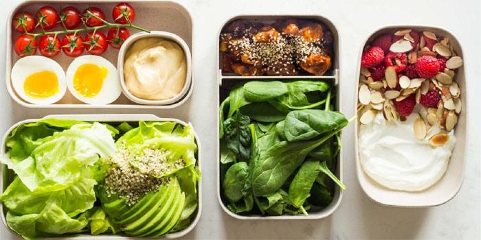 Ăn low-carb giảm cân nhanh
