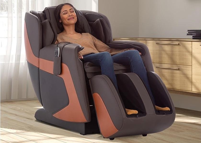 Có nên mua ghế massage Nhật nội địa không