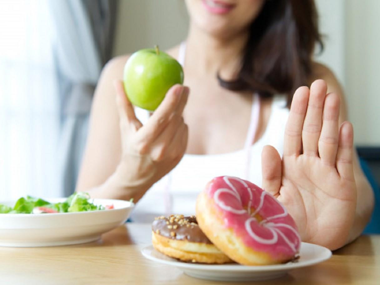 tránh xa đường để giảm cân