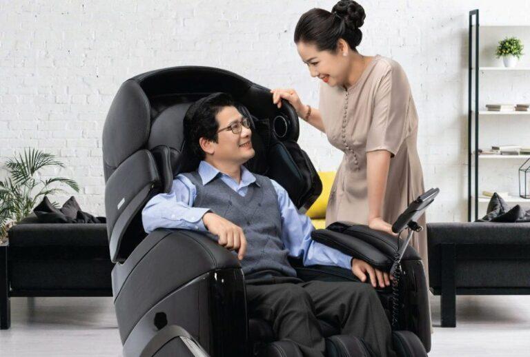 Ghế massage cho người cao tuổi giá bao nhiêu