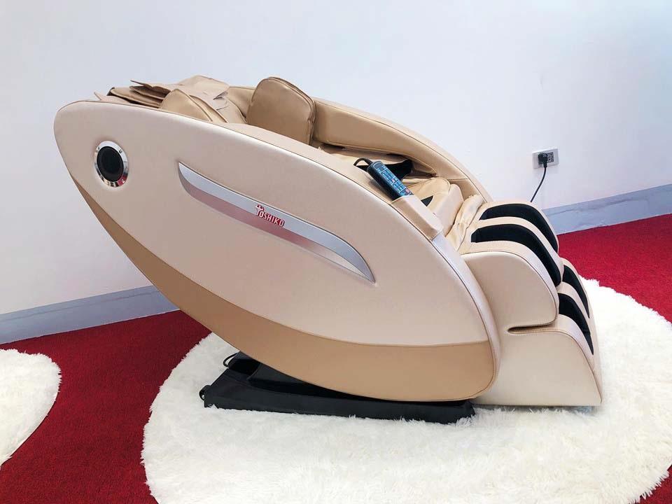 ghế massage giá rẻ dưới 20 triệu Toshiko T8