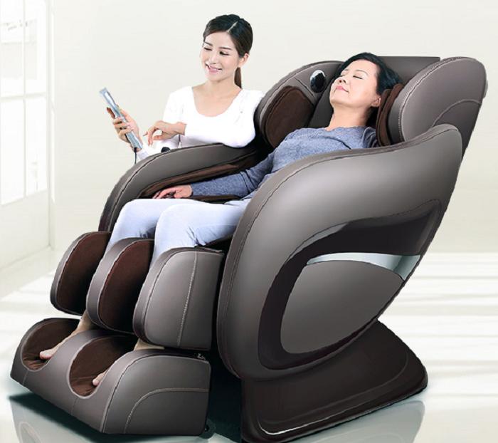 Ghế massage kinh doanh cơ hội và thách thức?