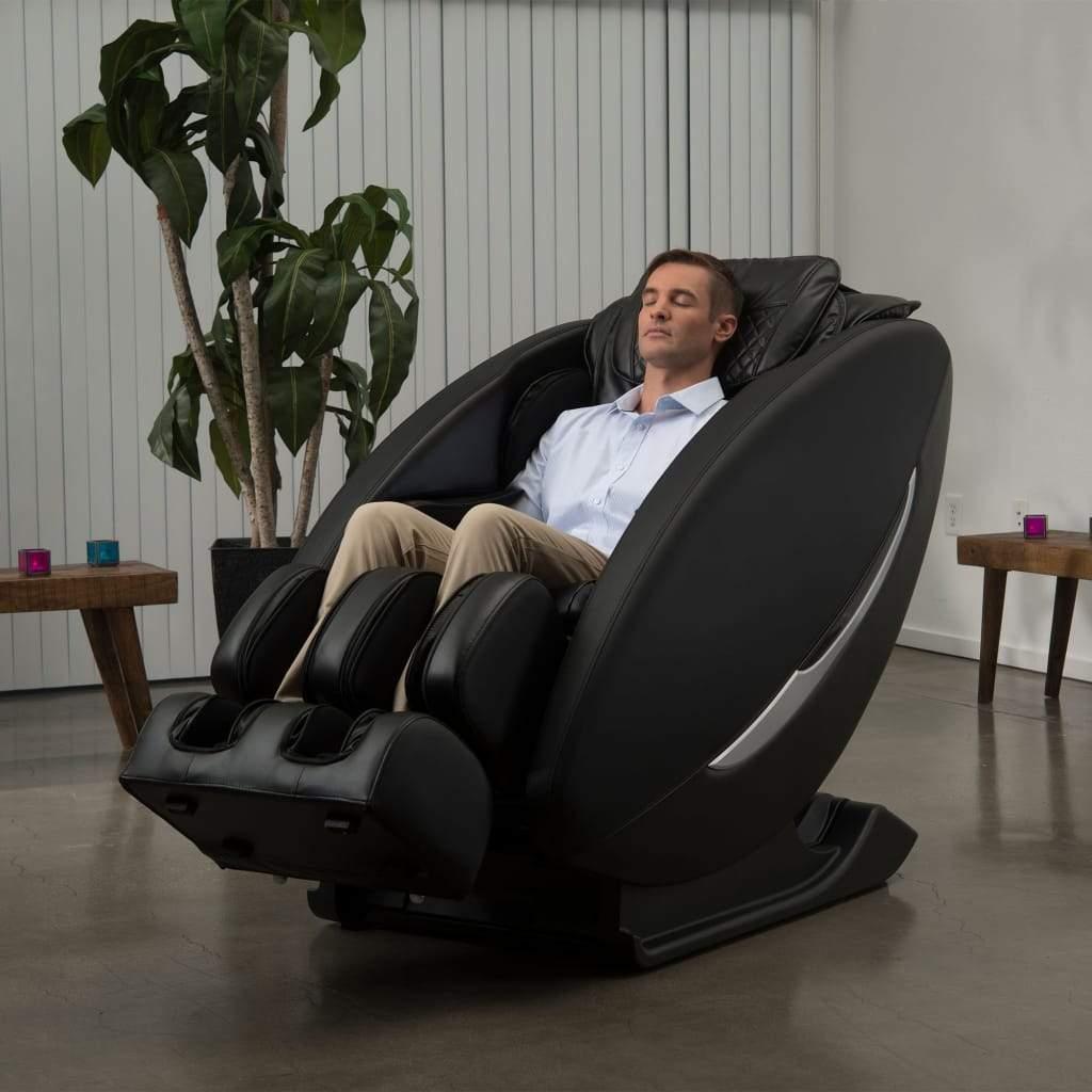 lợi ích khi sử dụng ghế massage