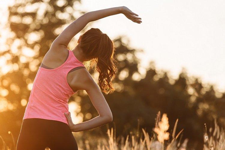 tập thể dục buổi sáng để giảm cân