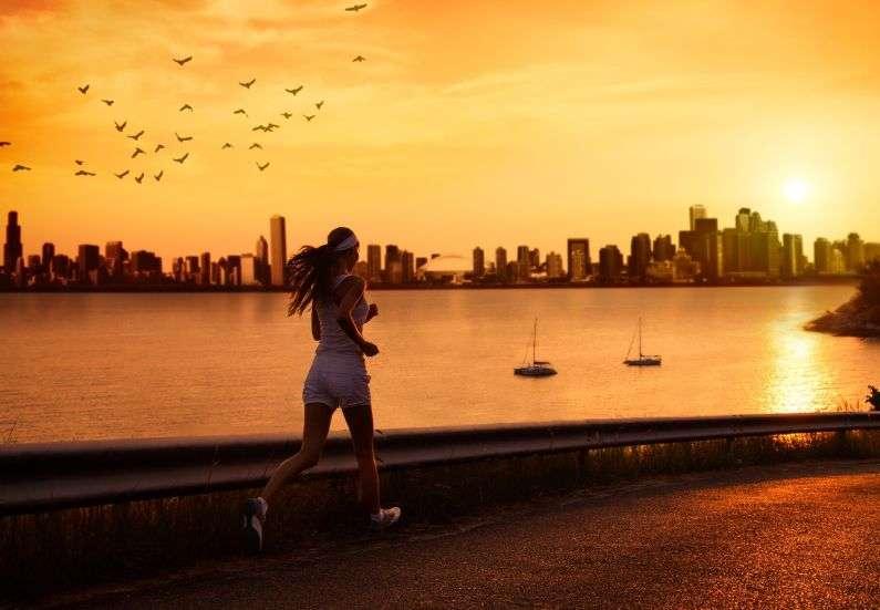 tập thể dục buổi tối để ngủ ngon