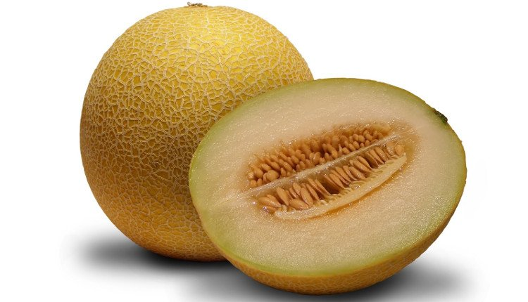 dưa lưới vàng giàu vitamin C
