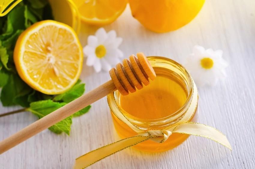 Mật ong và chanh giảm cân