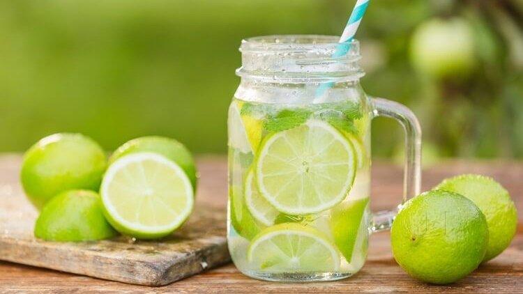 uống nước chanh giảm cân-1