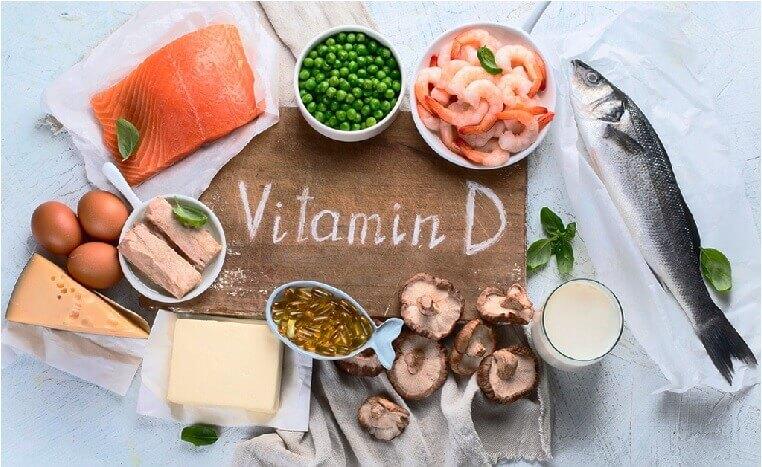 Giải đáp: Vitamin D có trong thực phẩm nào?