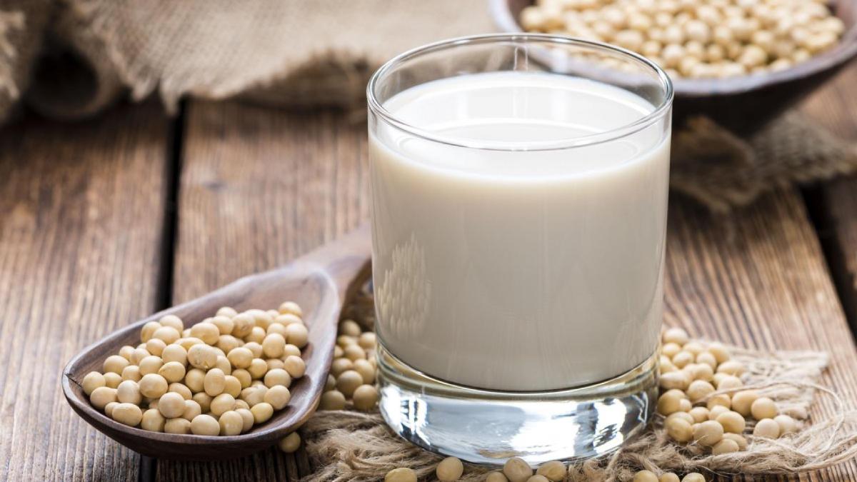 Sữa đậu nành nhiều vitamin D