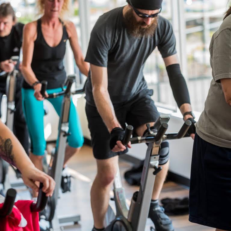Xe đạp tập gym-1