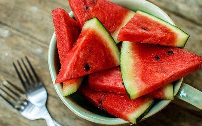 Ăn nhiều dưa hấu có tốt không