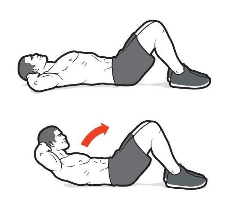 Bài tập giảm mỡ bụng dưới-2