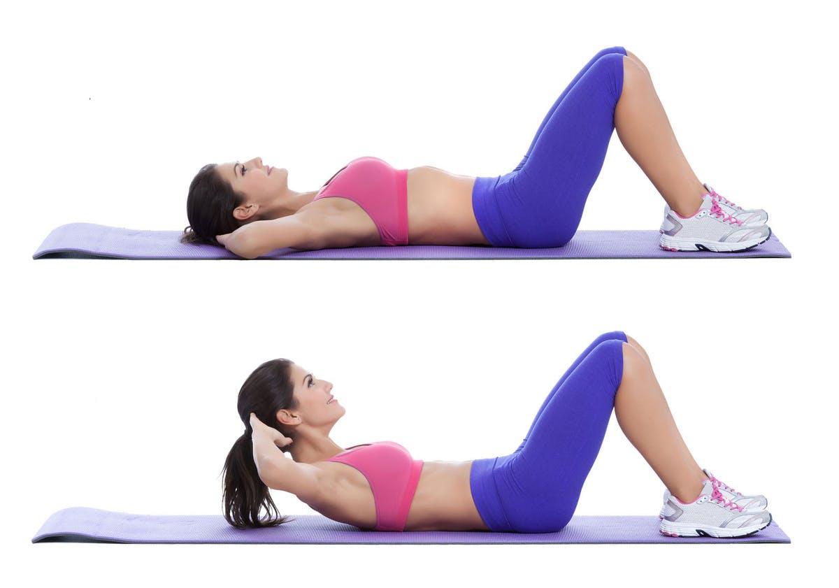 Bài tập gym bụng cho nữ-1