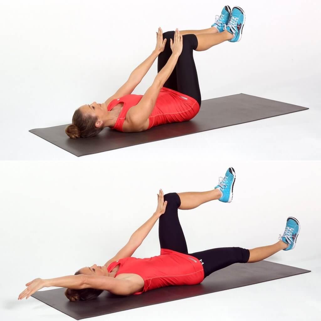 Bài tập gym bụng cho nữ-2