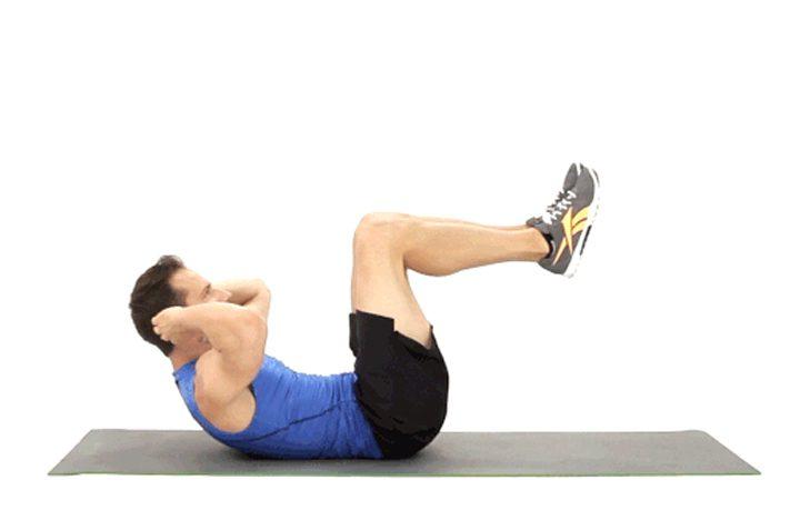 Bài tập thể dục buổi sáng giảm mỡ bụng-1