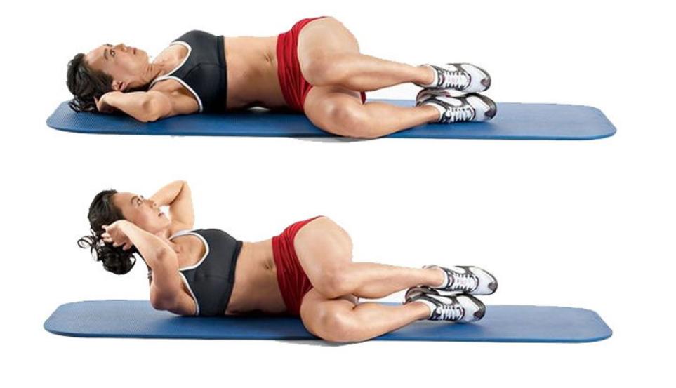 bài thể dục giảm mỡ bụng-2
