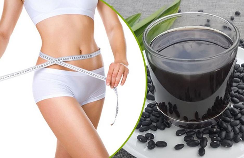 Cách giảm mỡ bụng dưới bằngđậu đen