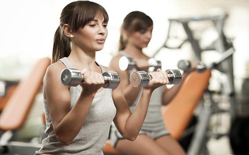 Một số lỗi hít thở khi tập gym